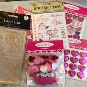 Heart / love set